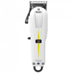 MOSER TONDEUSE SUPER TAPER CORDLESS BLANC