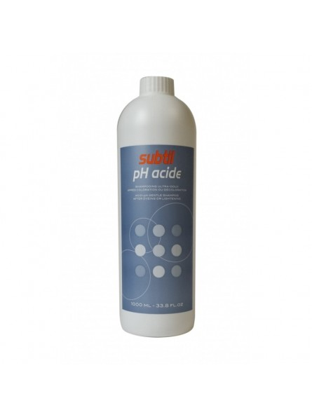 SUBTIL SHAMPOOING PH ACIDE
