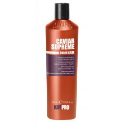 SHAMPOING PROTECTION CHEVEUX COLORES CAVIAR - KAY PRO