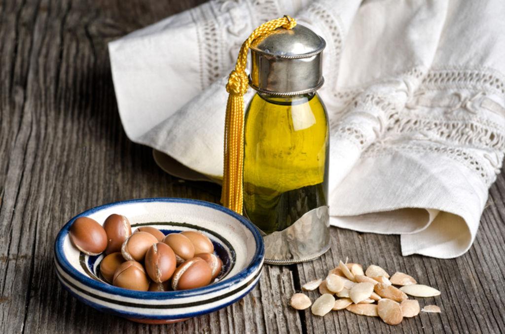 bienfaits huile argan pour cheveux produits coiffures