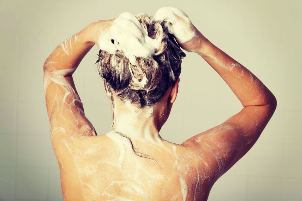 legendhair dbd shampoing type cheveux